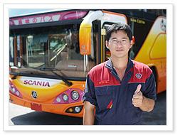 春天 ~ 一個高品質旅遊巴士的代名詞